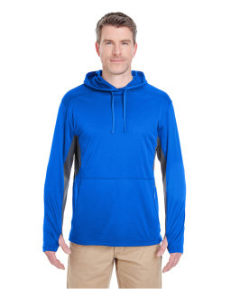 Adult Cool & Dry Sport hooded Pullover