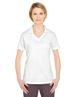 Ladies Platinum Performance Jacquard Polo With tempcontrol Technology-UltraClub