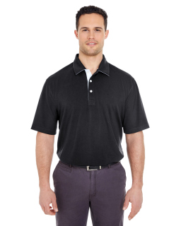Mens Platinum Performance Birdseye Polo With tempcontrol Technology-UltraClub
