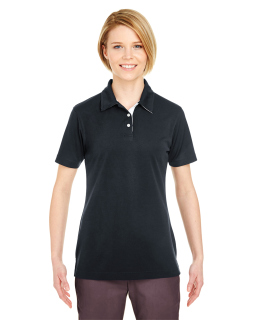 Ladies Platinum Performance Birdseye Polo With tempcontrol Technology-