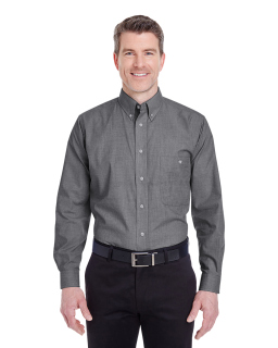 Mens Wrinkle-Resistant End-On-End-