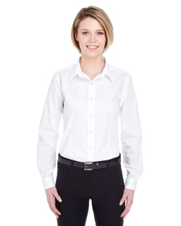 Ladies Easy-Care Broadcloth-