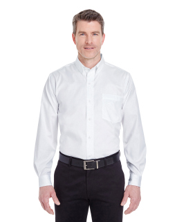 Mens Non-Iron Pinpoint-UltraClub