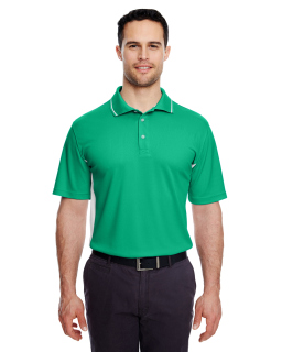 Mens Cool & Dry Sport Two-Tone Polo-