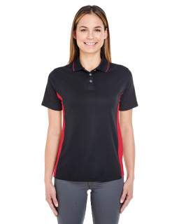 Ladies Cool & Dry Sport Two-Tone Polo-
