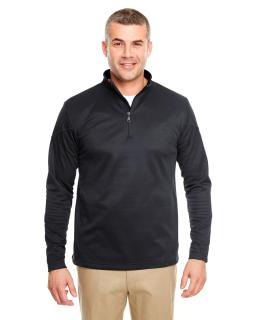 Adult Cool & Dry Sport Quarter-Zip Pullover Fleece-