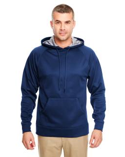 Adult Cool & Dry Sport fleece Hooded Sweatshirt-