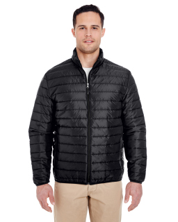 Adult Quilted Puffy Jacket-UltraClub