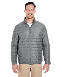 Adult Quilted Puffy Jacket-