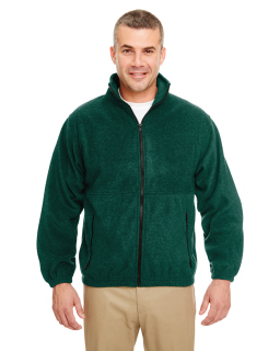 Mens Iceberg Fleece Full-Zip Jacket-