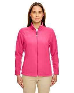 Ladies Microfleece Full-Zip Jacket-