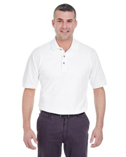 Mens Tall Classic Pique Polo-UltraClub