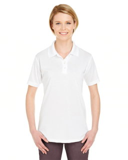 Ladies Cool & Dry 8-Star Elite Performance Interlock Polo-
