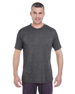 Mens Cool & Dry Heathered Performance T-Shirt-
