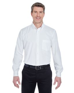 Mens Tall Whisper Twill-UltraClub