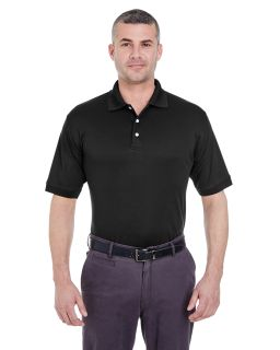 Mens Platinum performance Pique Polo With Tempcontrol Technology-