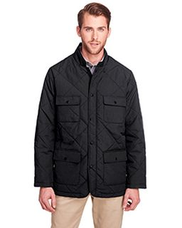 Mens Dawson Quilted Hacking Jacket-