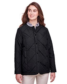 Ladies Dawson Quilted Hacking Jacket-