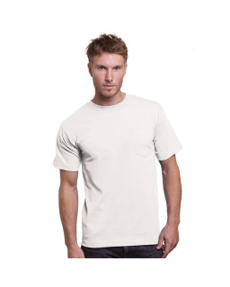 Adult 6.1 oz. Union Made Pocket T-Shirt