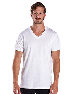 Mens 4.3 Oz. Short-Sleeve V-Neck-