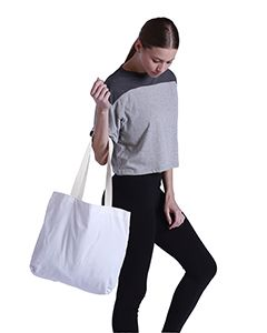 Eco Canvas Tote-US Blanks
