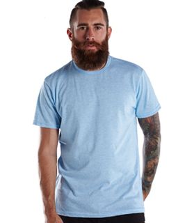 Mens Short-Sleeve Made In Usa Triblend T-Shirt-US Blanks
