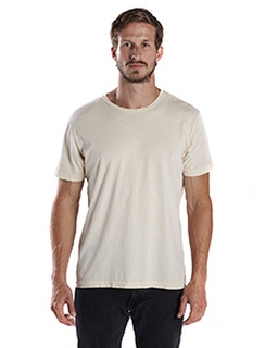Unisex 3.8 Oz. Short-Sleeve Garment-Dyed Crewneck-