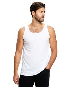 Unisex Poly-Cotton Tank-US Blanks