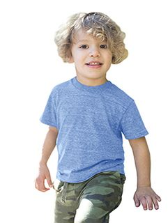 Toddler Tri-Blend Crewneck T-Shirt-