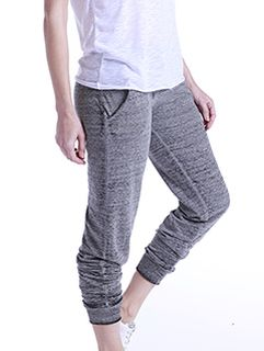 Ladies Burnout Leisure Pant-