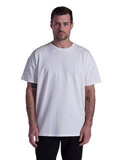 Mens Vintage Fit Heavyweight Cotton T-Shirt-