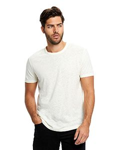 Mens Hemp Crewneck T-Shirt-