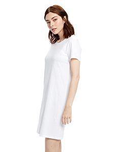 Ladies Cotton T-Shirt Dress-