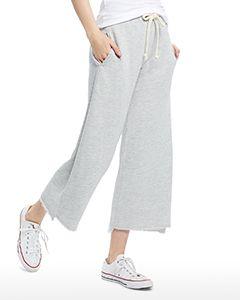 Ladies Tri-Blend Flare Pant-