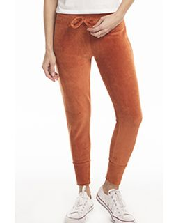 Ladies Velour Pants-