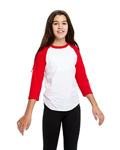 Youth Baseball Raglan T-Shirt-