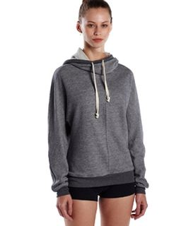 Unisex French Terry Snorkel Pullover Sweatshirt-
