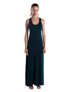 Ladies 5.2 Oz. Triblend Racerback Over-Dyed Dress