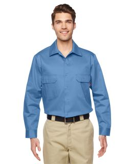 Mens Flame-Resistant Core Work Shirt - Tall-Walls