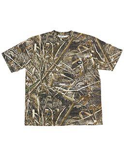 Unisex Hunting Short-Sleeve Pocket T-Shirt-Walls Outdoor
