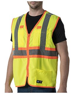 Mens Ansi Ii Premium Safety Vest-Walls Outdoor