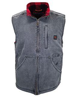 Unisex Vintage Pecos Duck Vest-
