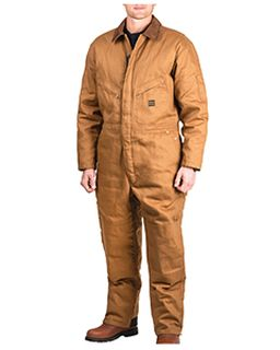 Mens Tall Zero-Zone Duck Insulated Coverall-