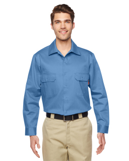 Mens Flame-Resistant Core Work Shirt - Tall