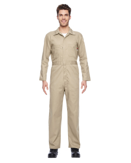 Unisex Flame-Resistant Contractor Coverall 2.0