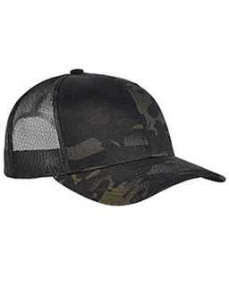 Classics™ Adult 5-Panel Multicam® Trucker Cap-