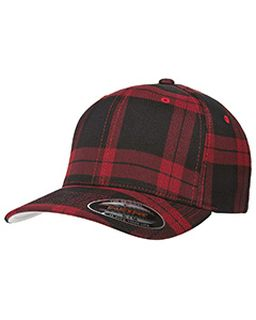 Flexfit Tartan Plaid Cap-