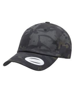 Low Profile Cotton Twill Multicam® Cap-