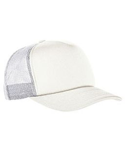 Adult Classics� curved Visor Foam Trucker Cap-