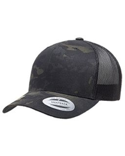 Retro Trucker Multicam® Snapback-